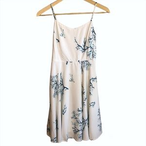 Old Navy Patterned fitted cami dress